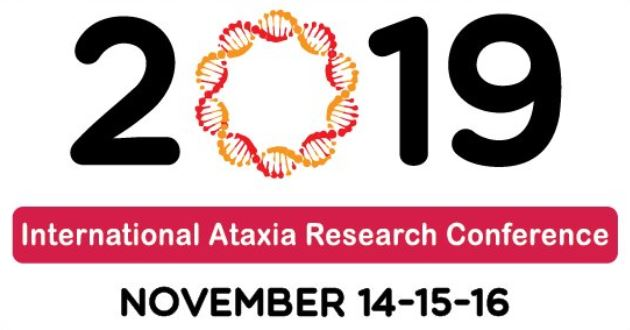 14-16 November 2019 | International Ataxia Research Conference (IARC) 2019