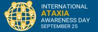 25 September 2020 | International Ataxia Awareness Day (IAAD)
