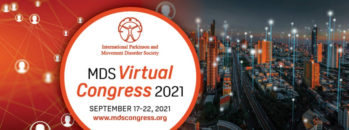 17-22 September 2021 | MDS Virtual Congress
